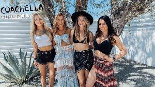 My Healthy Weekend Routine Coachella | What I Eat + Hair Routine