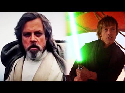 7 Cosas que no Sabías de Luke Skywalker y te Sorprenderán - Star Wars