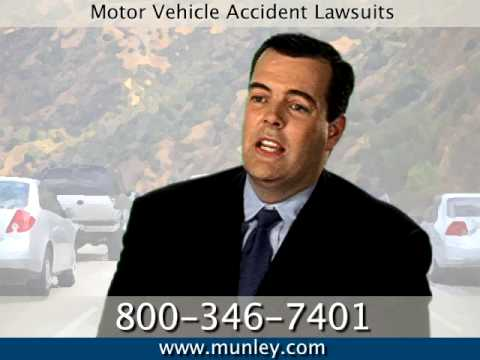 Motor Vehicle Accident Lawsuits In Pennsylvania