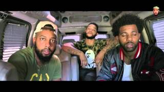 """Video PATisDOPE """"One On One"""" w/ Hoodrich Pablo Juan & DC White (Official Interview) Shot by @JoeMoore724 download MP3, 3GP, MP4, WEBM, AVI, FLV April 2018"""