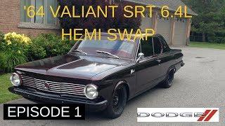 SRT Valiant build: INTRODUCTION