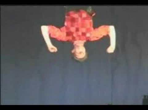 Mary Poppins- Bert proscenium dance