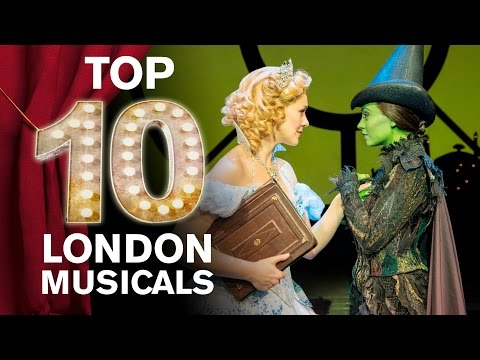 Top 10 London Musicals