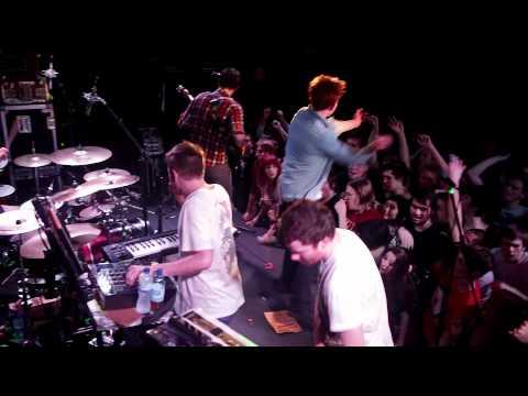 ENTER SHIKARI - Juggernauts [Live in London. Feb 2012]