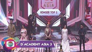 Highlight DA Asia 3 - Top 5 Result