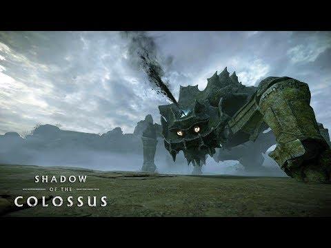 SHADOW OF THE COLOSSUS PS4 #9 - Colosso Resistente (PS4 Pro 60fps Gameplay Português PT-BR)