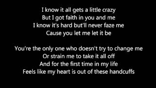 Prince Royce - Handcuffs Lyrics