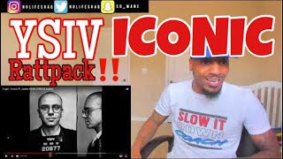 Logic - Iconic ft. Jaden Smith (Official Audio) | REACTION
