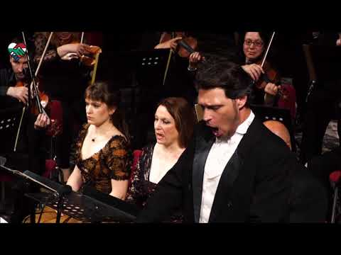 joint concert Phil Young and Varna State Opera Orchestra and Choir 2018