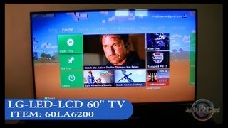 Lg Led Lcd 60inch Hdtv Review