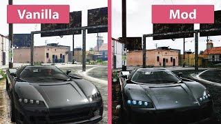 GTA 5 – Vanilla vs. Redux Mod Graphics Comparison @1080p