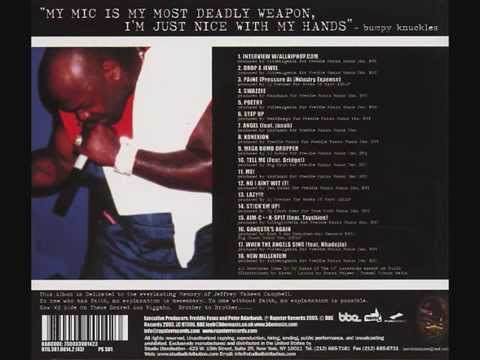 Freddie Foxxx aka Bumpy Knuckles - The Konexion (Full Album) 2003
