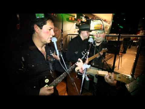 SOUL LATINO Performing Live at Club Italia - 22/06/2012