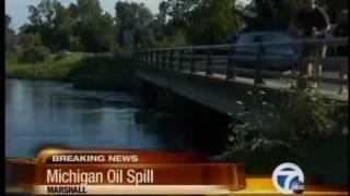 Oil Spill in Kalamazoo River