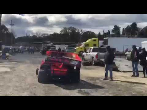 RPW ESW 2018 - LJ Lombardo trying to get back out