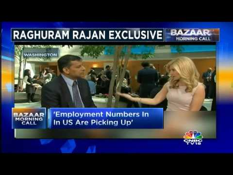 All Growth Engines Firing After A Long Time: Raghuram Rajan