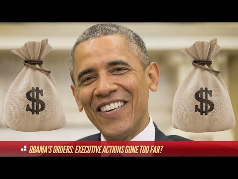 President Obama's Executive Orders | The Hotlist