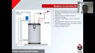 водонагреватель ACV COMFORT E COMFORT 100 E