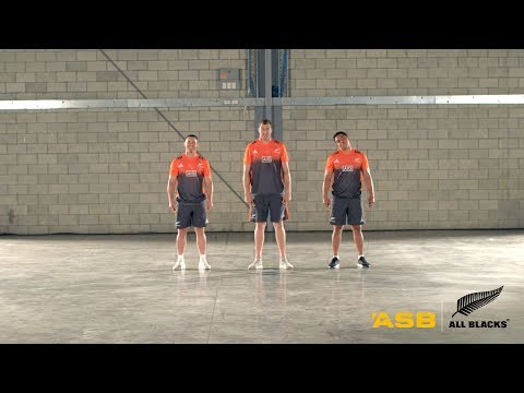 Home buying tip 3, a tall All Black and a huge skipping rope | ASB