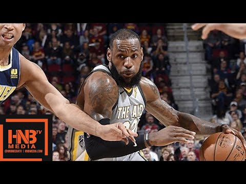 Cleveland Cavaliers vs Denver Nuggets Full Game Highlights / March 3 / 2017-18 NBA Season