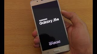 Samsung Galaxy J5 - Unboxing, Setup & First Look!