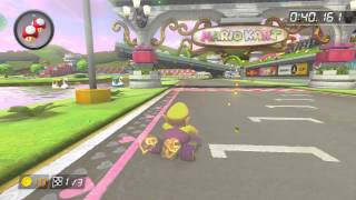 N64 Royal Raceway - 1:57.692 - Alexony (Mario Kart 8 World Record)