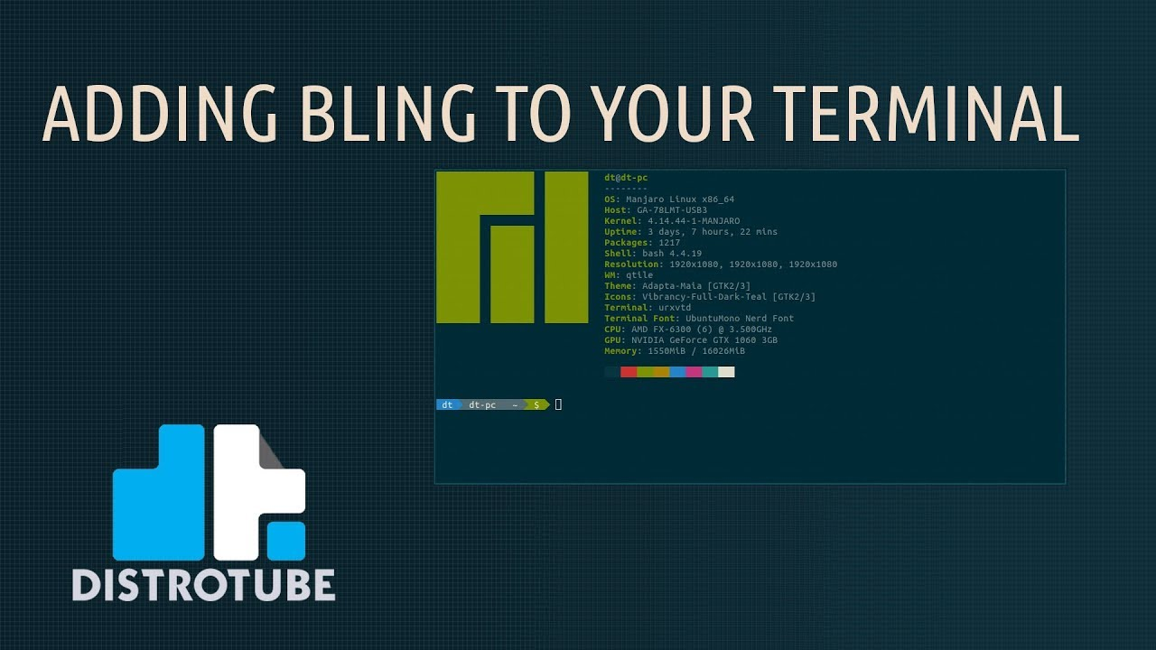 Add Bling to Your Terminal With Neofetch and Powerline Shell