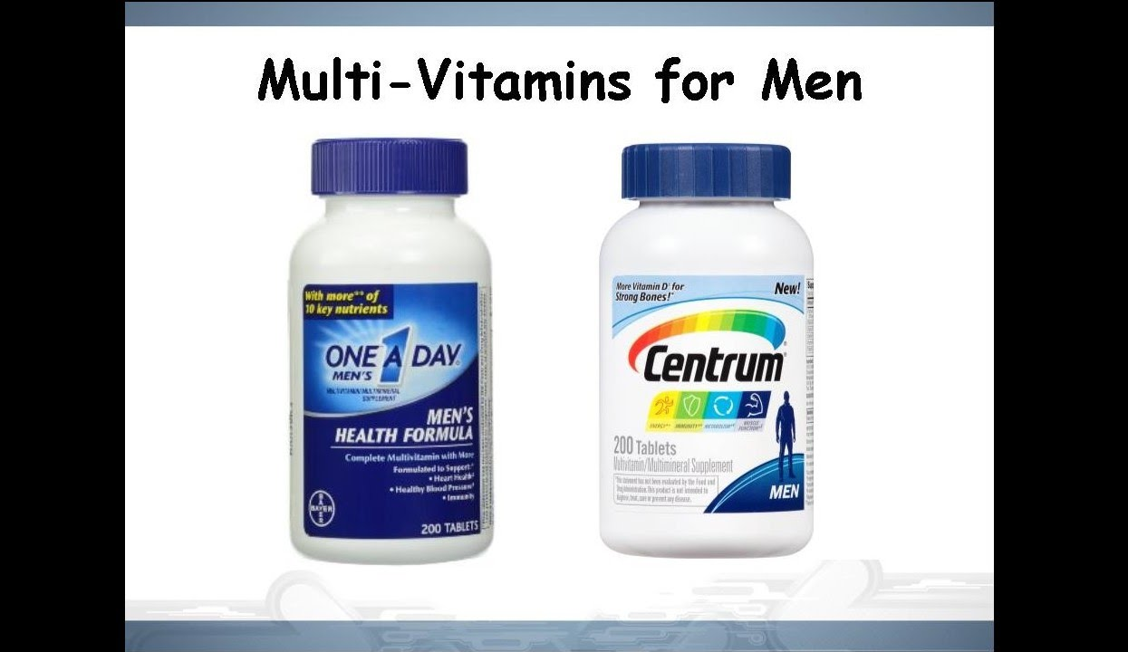 Centrum is a vitamin and mineral supplement. Centrum Silver offers formulas specifically designed for men and women in addition to the chewable tablet. Centrum Silver has more of the essential minerals that any of the One A Day formulas. Centrum Silver is a complete formula, but some of the minerals are in smaller amounts.