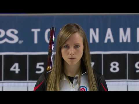 2017 Scotties Tournament of Hearts - Englot (MB) vs. Homan (ON) - 1v2 Page Playoff