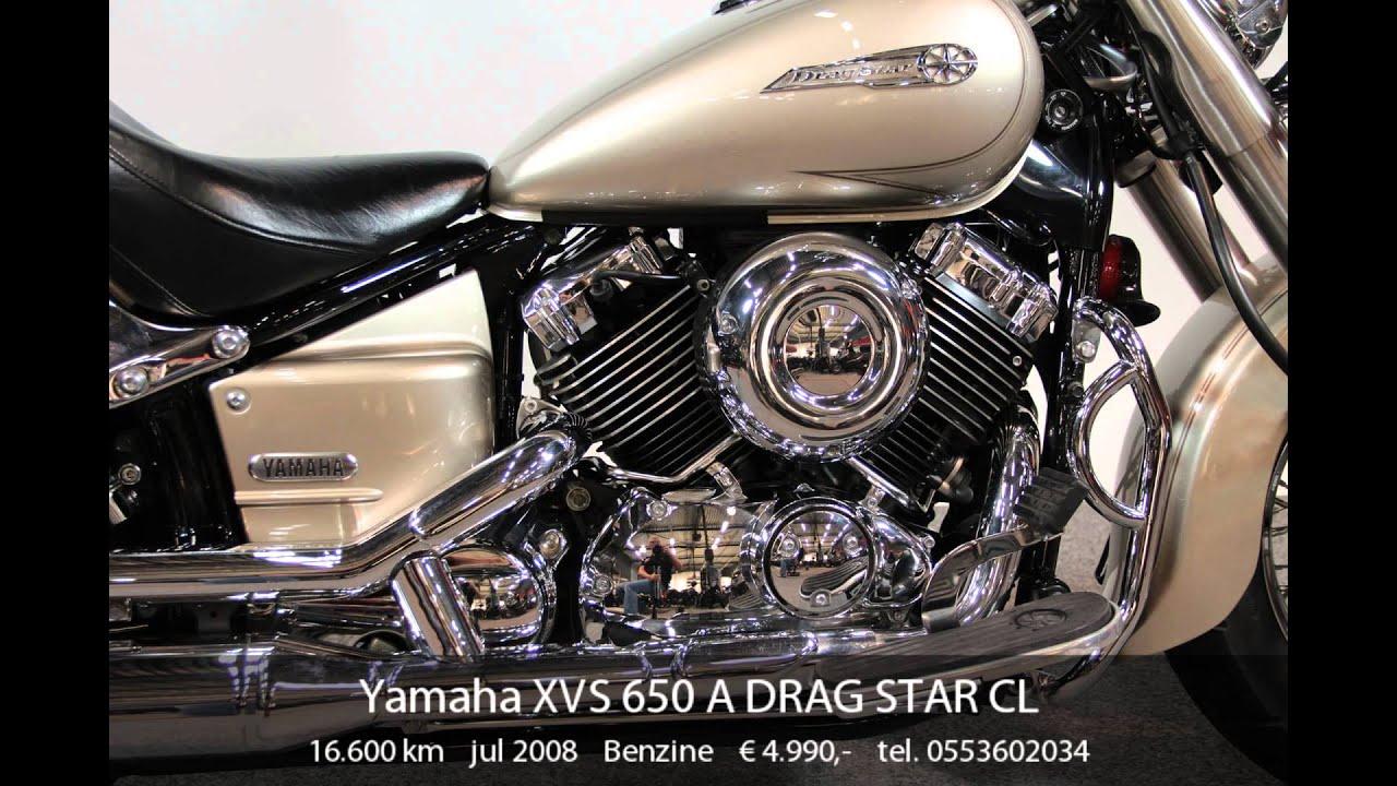 Yamaha Dragstar 650 Tekniset Tiedot