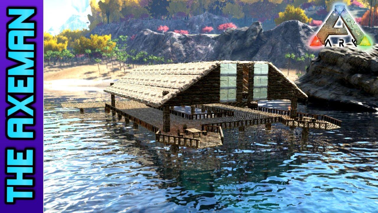 Top Build Ark