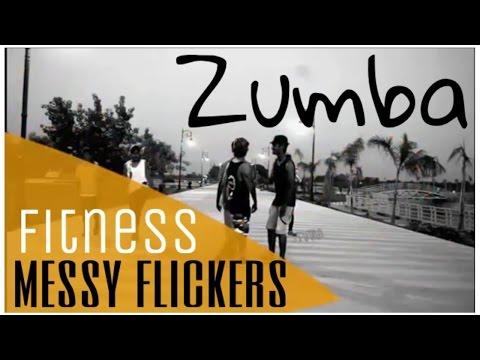 ZUMBA workout Video in LADKI BADI ANJANI HAI by MADDY(MESSY FLICKERS))
