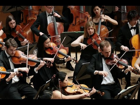 The University of Melbourne Symphony Orchestra | 2015 Chancellor's Concert