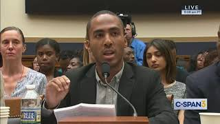 Black Democrat Booed For Testifying Against Slave Reparations