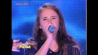 "Delia feat Kaira - ""Pe aripi de vant"". Emilia Cruceru, alături de Kaira, la Next Star!"