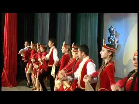 20 лет армянской общине г. Апшеронска