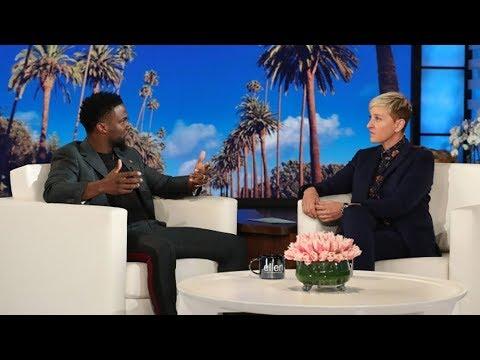 Ellen DeGeneres wants Kevin Hart re-hired as Oscars host