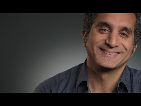 Egyptian Satirist Bassem Youssef and the Power of Laughter
