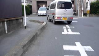 南栄駅・高師駅界隈ジョギングコースその2【自転車で実測】