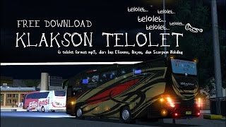 klakson telolet kompilasi (FREE DOWNLOAD FORMAT MP3)