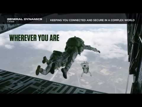 General Dynamics Canada - Never Alone, Always Aware