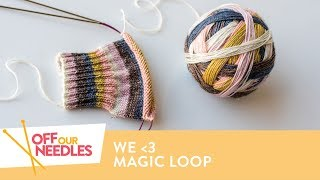 Why We LOVE Magic Loop (vs. DPN or Circulars) PLUS How to Magic Loop | Off Our Needles S3E23