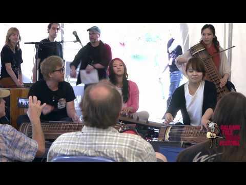 Off the Map Workshop Live - 2014 Calgary Folk Music Festival