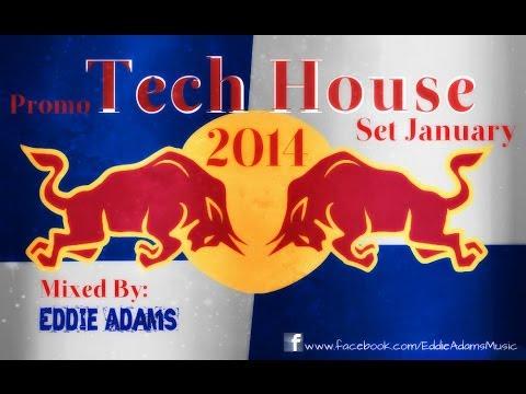 Eddie Adams @ Promo Tech House Set January 2014