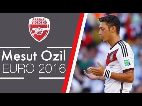 Mesut Özil - Germany - EURO 2016 (Promo)