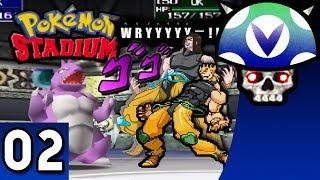 [Vinesauce] Joel - Pokemon Stadium ( Part 2 )