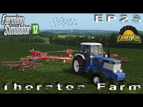 let's play | Farming Simulator 2017 | Thornton Farm | EP23