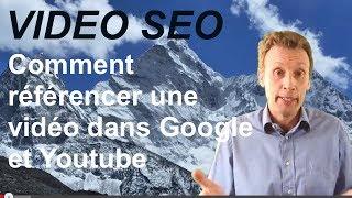 Video SEO - Comment réussir le référencement vidéo / réferencement Youtube (1/3) thumbnail