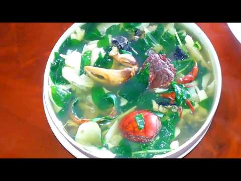 Home model make food - Asian fast food in cambodian - Khmer cooking food # 450