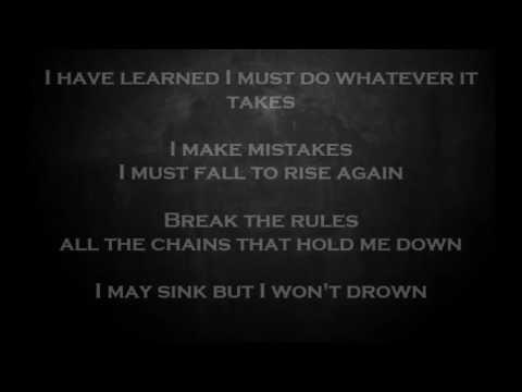 My Eternal Dream - STRATOVARIUS - Lyrics